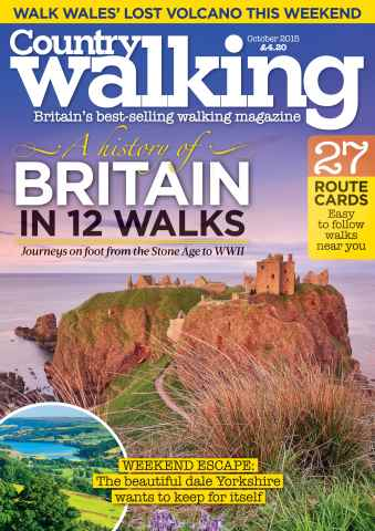 Country Walking issue October 2015