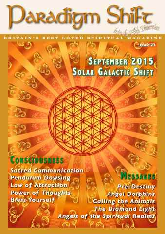 Paradigm Shift issue Autumn 2015