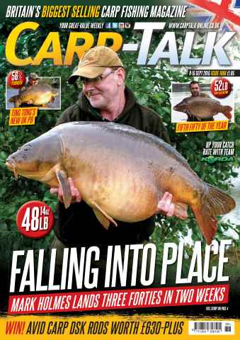 Carp-Talk issue 1088