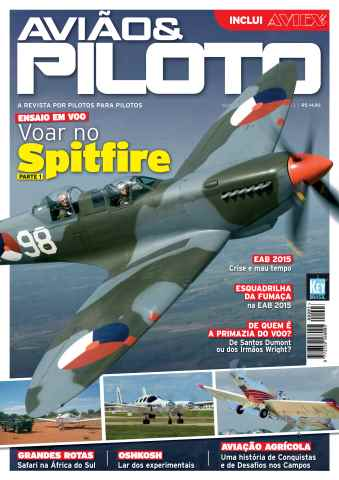 Avião & Piloto issue Outubro 2015