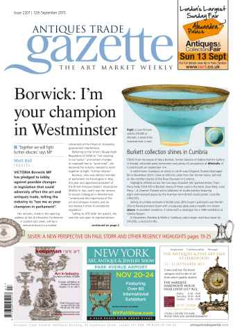 Antiques Trade Gazette issue 2207