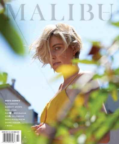 Malibu Magazine issue October 2015