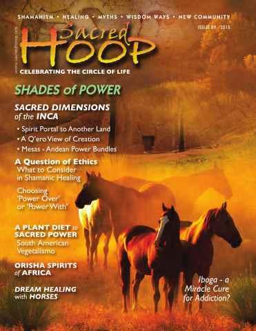 Sacred Hoop issue Sacred Hoop Issue 89
