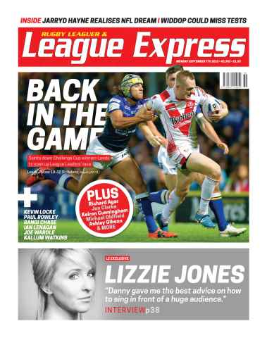 League Express issue 2983