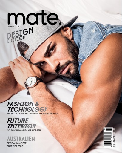 Mate Magazin issue Herbst 2015