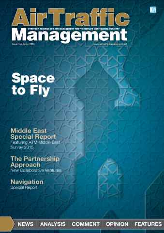 Air Traffic Management issue Issue 3 2015