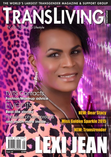 Transliving Magazine issue Transliving 49