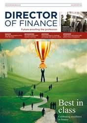 Director of Finance Autumn 2015 issue Director of Finance Autumn 2015