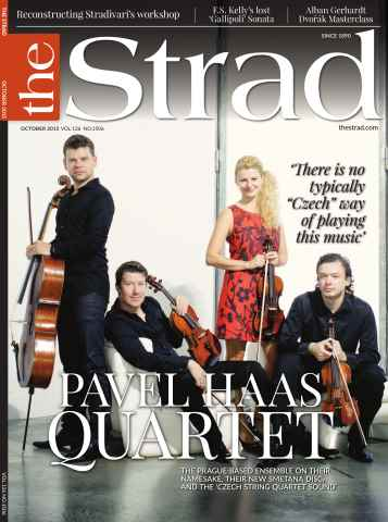 The Strad issue October 2015