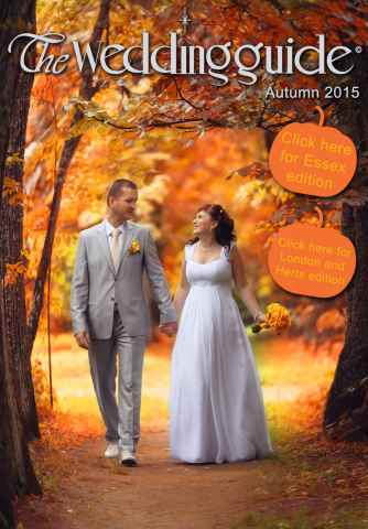 The Wedding Guide issue Autumn Issue 57
