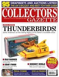 Collectors Gazette issue October 2015