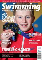 Swimming Times issue October 15