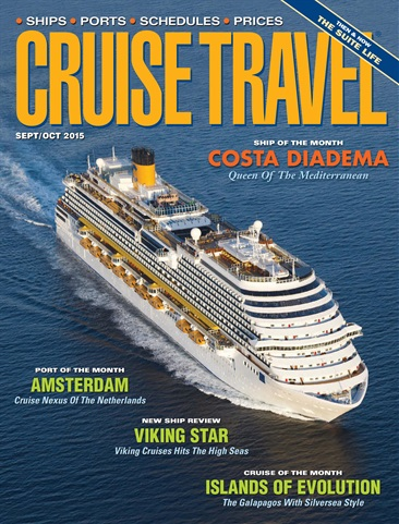 Cruise Travel issue September/October 2015