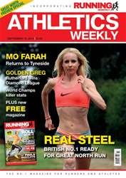 Athletics Weekly issue 10 September 2015