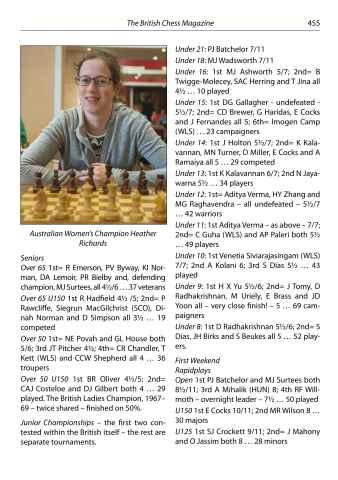 British Chess Magazine Preview 7