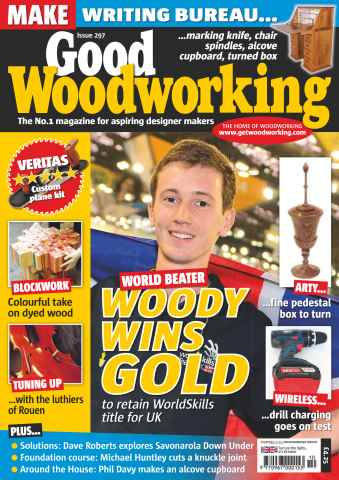 Good Woodworking issue October 2015