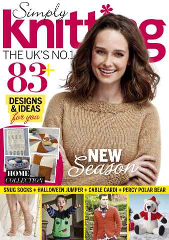 Simply Knitting issue Issue 138