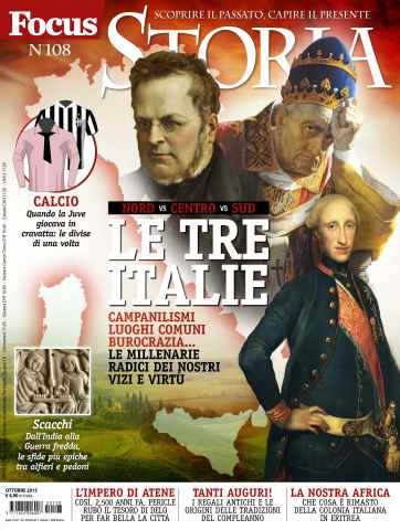 FOCUS STORIA issue 108 - Ottobre 2015