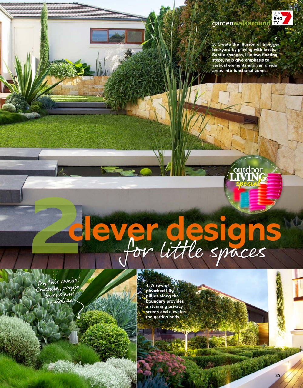 Better Homes And Gardens Australia November 2015