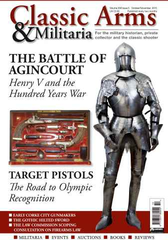 Classic Arms & Militaria issue OctNov 2015