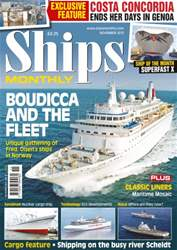 Ships Monthly issue No. 611 Boudicca and the fleet