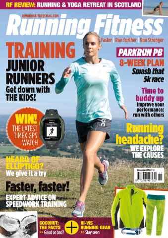 Running Fitness issue No. 182 Training Junior Runners