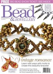 Bead Magazine issue OCT/NOV 2015