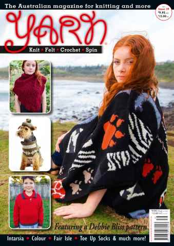 Yarn issue Yarn Magazine Issue 39