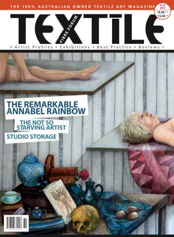 Textile Fibre Forum issue Textile Fibre Forum Issue 119