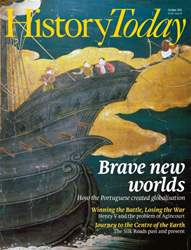 History Today issue October 2015