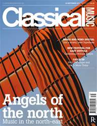 Classical Music issue 24th September 2011