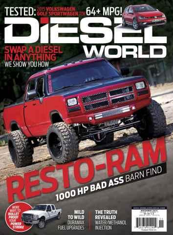 Diesel World issue November 2015