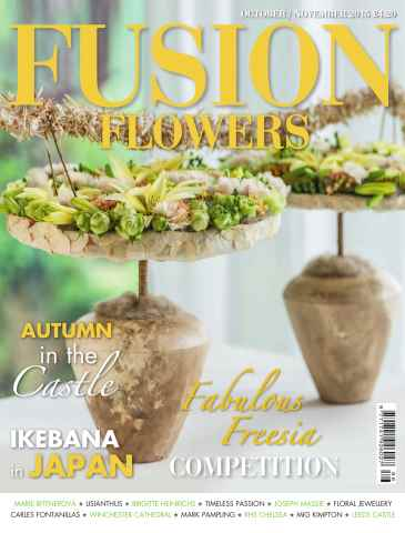 Fusion Flowers issue Fusion Flowers 86