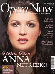 Opera Now issue October 2011