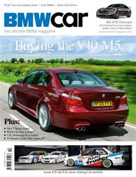 BMW Car issue October 15
