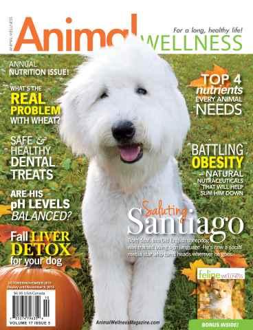 Animal Wellness issue Oct/Nov 2015