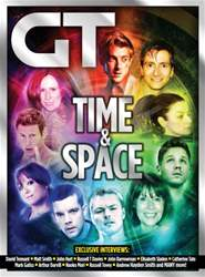 Gay Times issue Time And Space