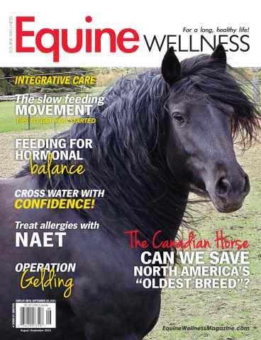 Equine Wellness issue Aug/Sept 2015