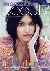 Professional Beauty issue PB October 2015