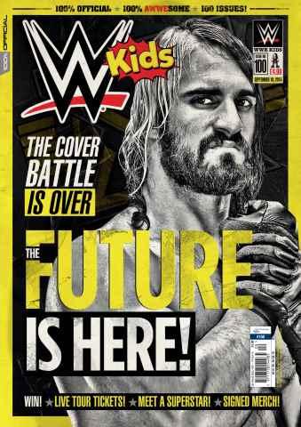WWE Kids issue No.100