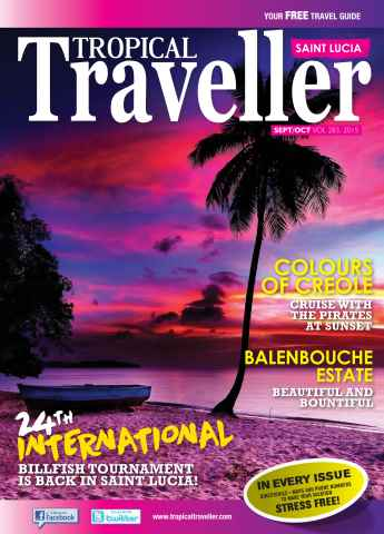Tropical Traveller issue Vol 283