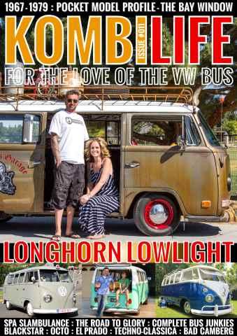 Kombi Life issue Issue 11: Oct-Dec 2015
