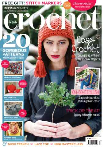 Inside Crochet issue Issue 70