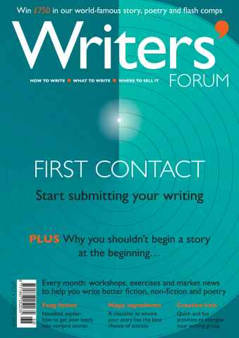 Writers' Forum issue 168