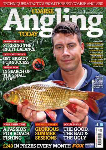 Coarse Angling Today issue 170