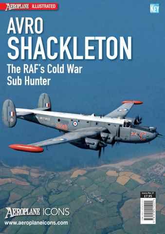Aeroplane Icons issue Avro Shackleton