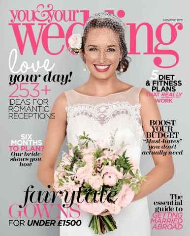 You & Your Wedding issue Nov/December 2015