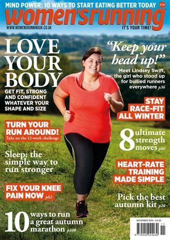 Women's Running issue Nov-15