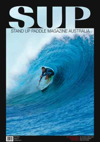 Stand Up Paddle Mag issue 17