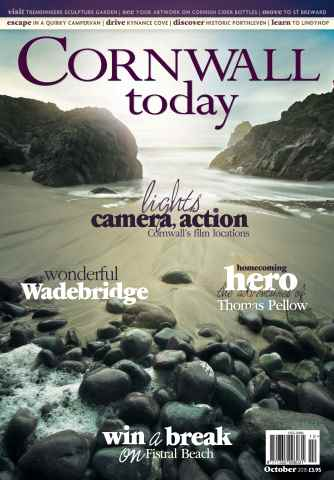 Cornwall Today issue October 2015 issue